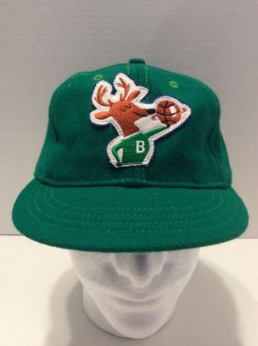 MILWAUKEE-BUCKS-HAT-NBA-CUSTOM-EBBETS-FIELD-FLANNELS-CAP -EFF-WOOL-USA-VINTAGE dfea1e0393f