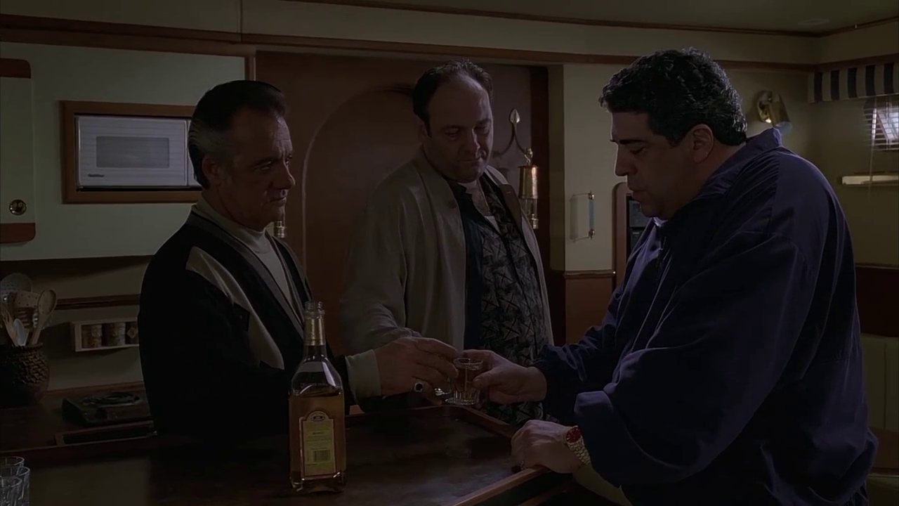 The Sopranos: Season 2, Episode 13 Funhouse (9 Apr  2000