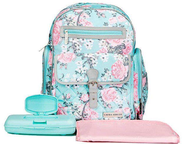 3116d92e34ea Laura Ashley Diaper Bag