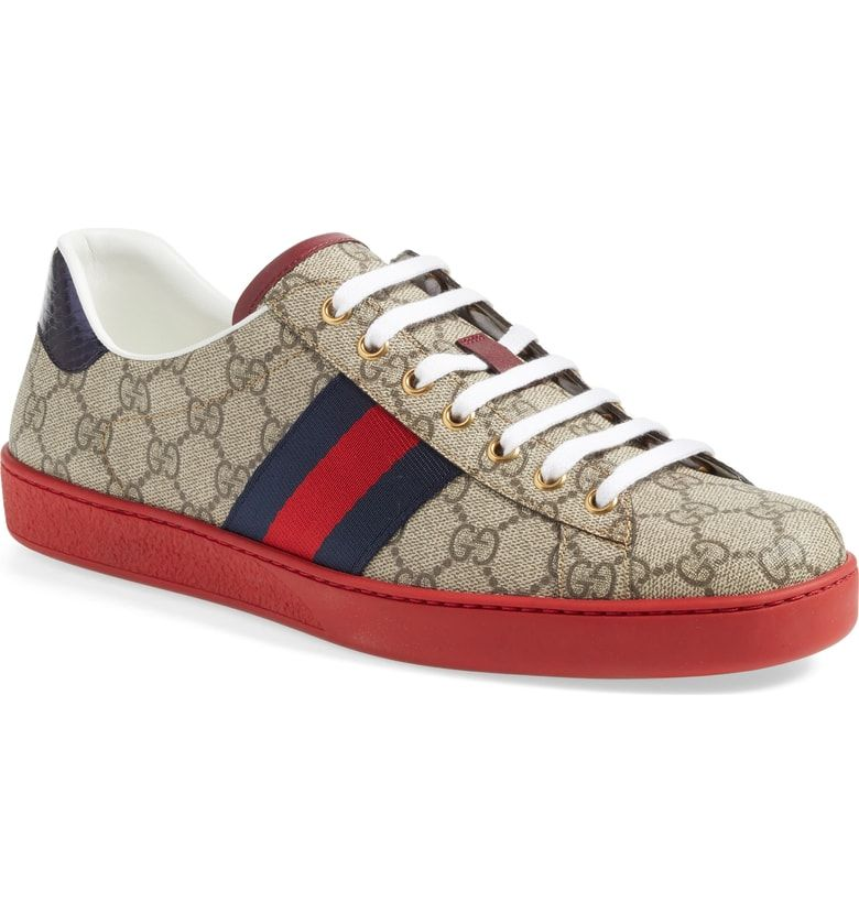 Web sneakers, Sneakers men, Gucci shoes