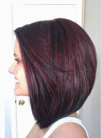long stacked bobs - Google Search | My hair, my canvas | Pinterest ...