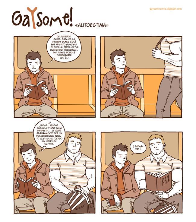 comics gay espanol