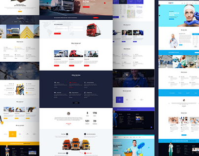 """Check out new work on my @Behance portfolio: """"StartUp - Multiuse Business WordPress Theme"""" http://be.net/gallery/44257893/StartUp-Multiuse-Business-WordPress-Theme"""