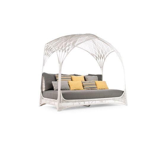 Hagia by Kenneth Cobonpue Easy Armchair Bed Daybed - designer gartenmobel kenneth cobonpue