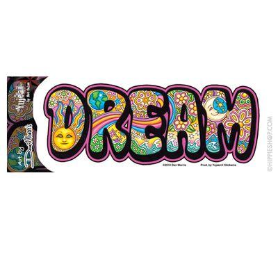 Cosmic Dream Bumper Sticker