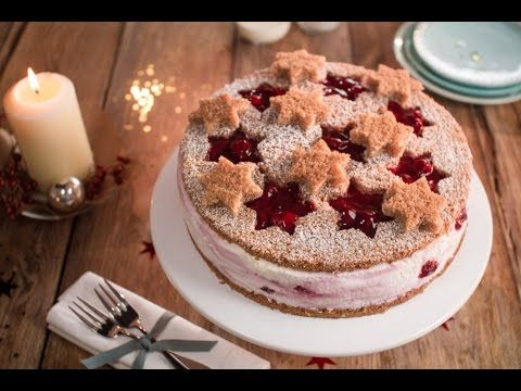 rezept sternenzauber torte von dr oetker youtube. Black Bedroom Furniture Sets. Home Design Ideas