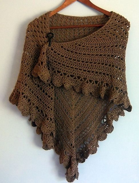 Ravelry: yarnpumpkin\'s Arya\'s Escape Shawl | Crochet stitches ...