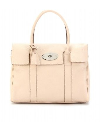 mulberry - bayswater leather bag