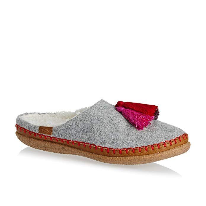 07dcd1cba24 Toms Women's Ivy Wool Slipper Review | Slippers | Pinterest | Toms ...