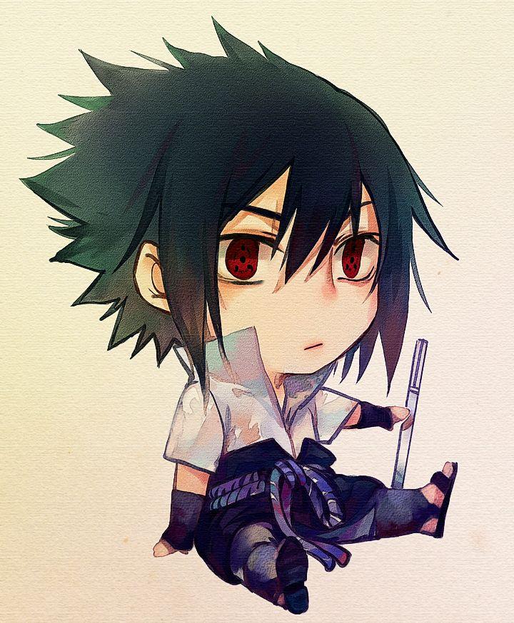 Chibi Sasuke Sasuke Shippuden Naruto And Sasuke Wallpaper Sasuke Uchiha