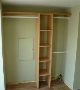 internal wardrobe storage solutions - Google Search (With ...