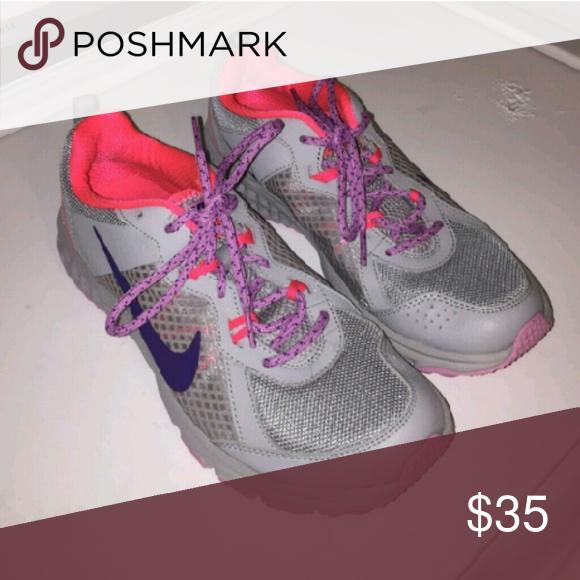 9046d10c7652df ... popular brand 8d076 4b51f Womens Nike Sneakers Nike Trail Run Sneakers  size 9.5