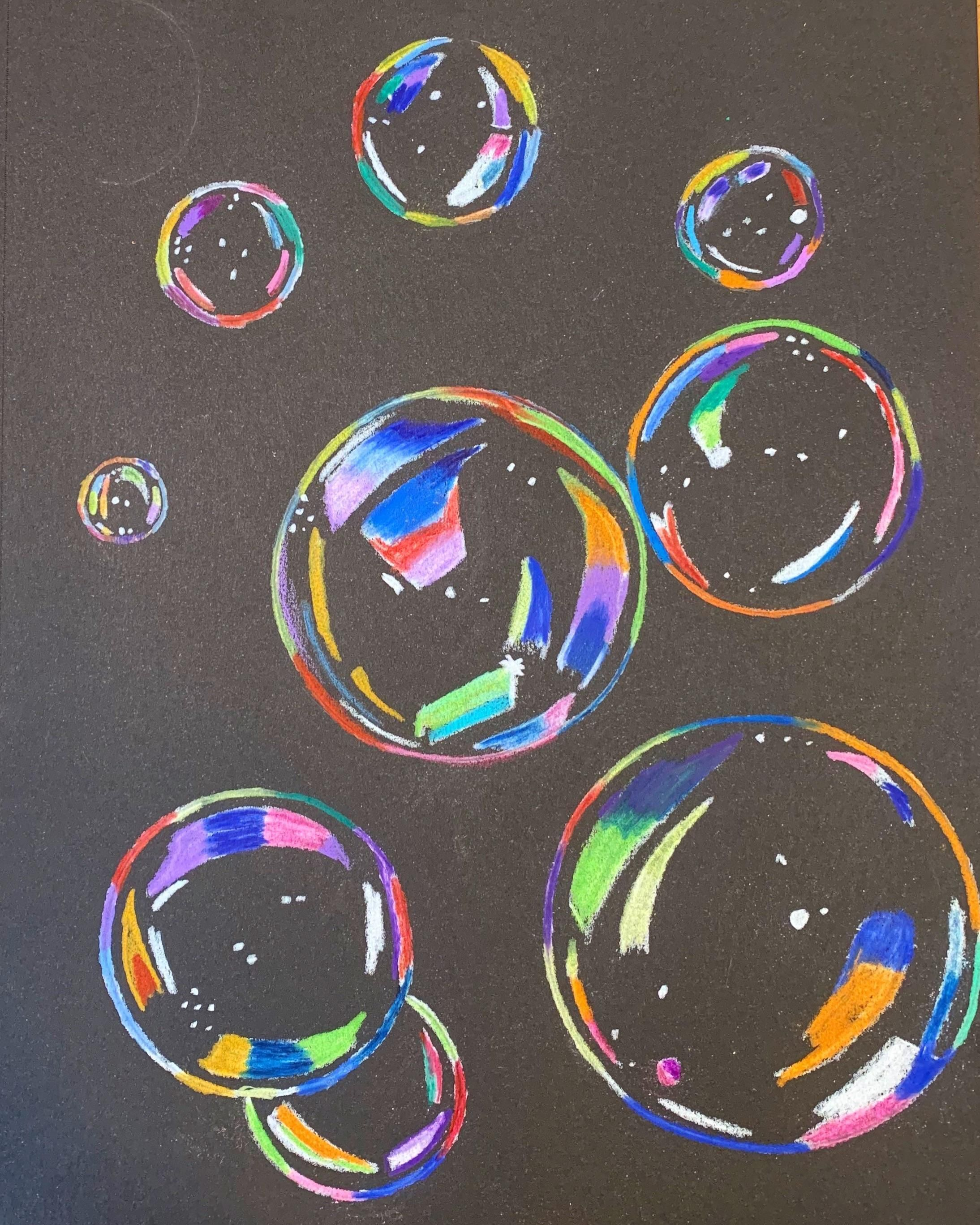 Drew bubbles a few months ago heres a second attempt at it. JayMayArtwork – Welcome to Blog