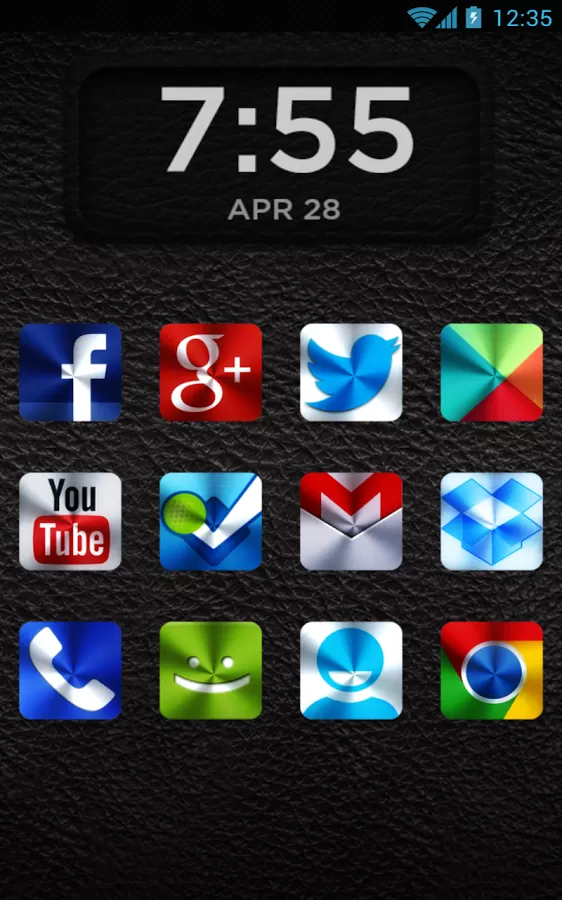 Icon Pack VIVID v2.1.7 apk RequirementsAndroid 2.2 and