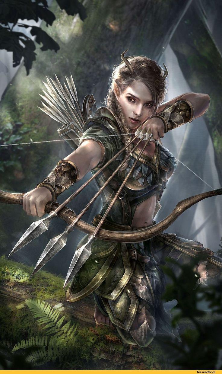 Image result for elf art   Elves   Art, Fantasy art ...