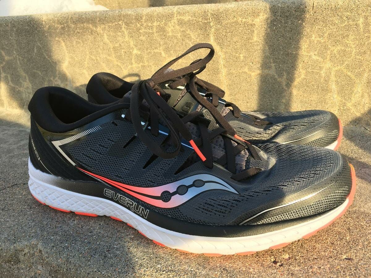 The Saucony Guide Iso 2 is an exceptional mid cushioned