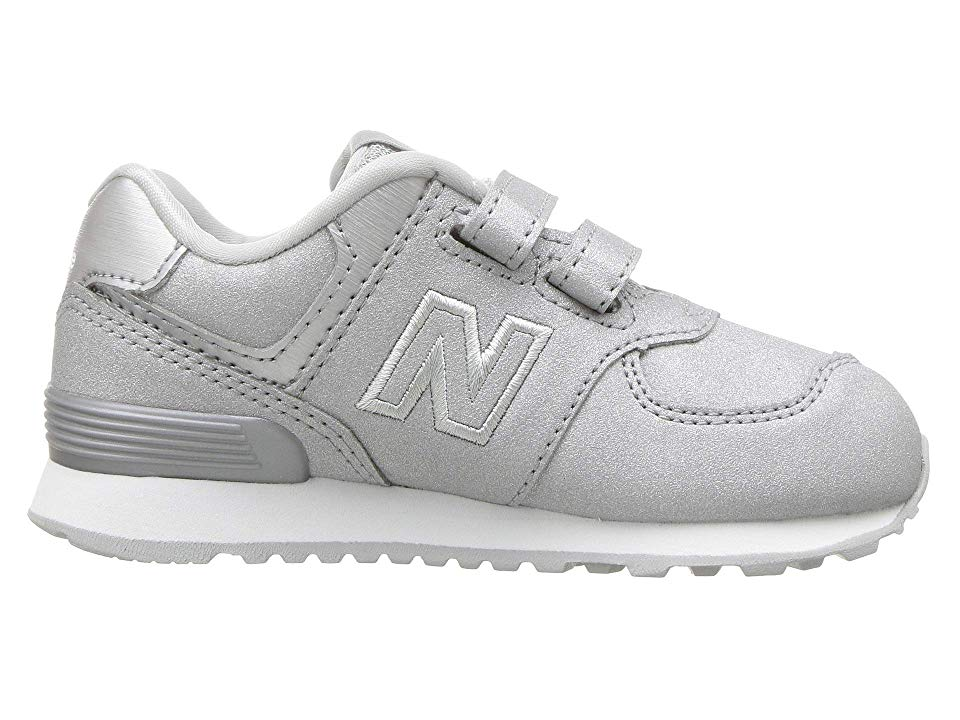 New Balance Kids IV574v1 (Infant/Toddler) Girls Shoes