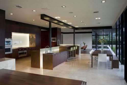 cocina de lujo moderna - Buscar con Google Ideas para el hogar - cocinas grandes de lujo