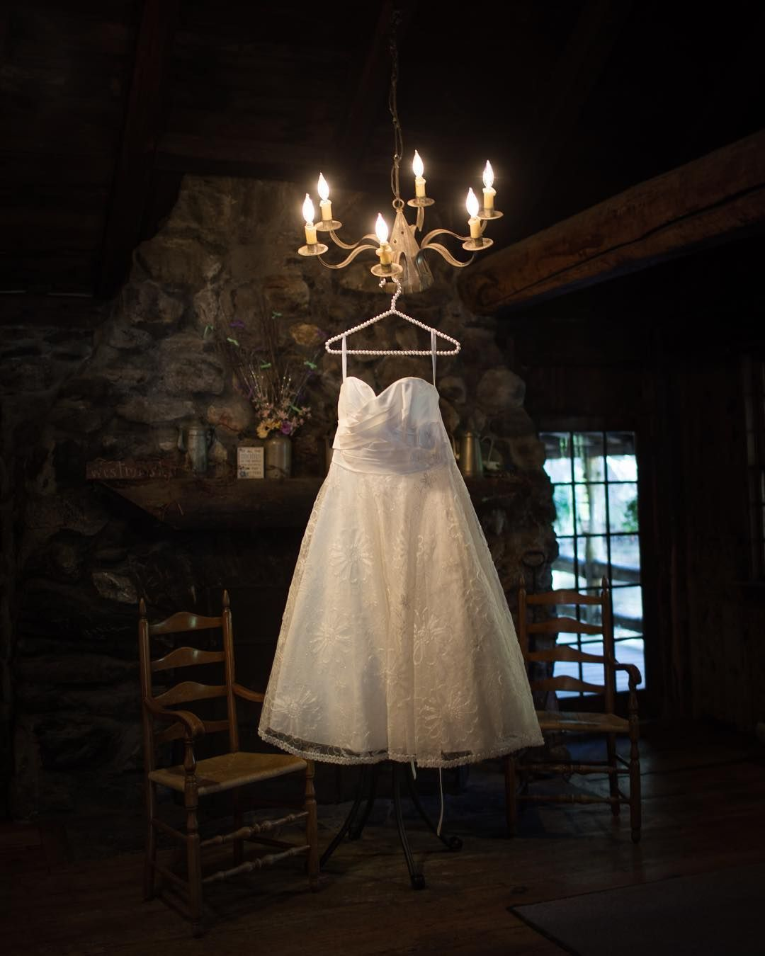 I broke the rules and hung it from the chandelier i made the i broke the rules and hung it from the chandelier i made the brides daughter arubaitofo Image collections