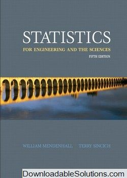solutions manual statistics for engineering and the sciences 5 e w rh pinterest com Textbook Solution Manuals Calculus Student Solutions Manual PDF