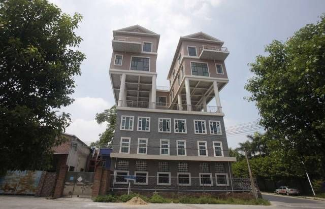 The Most Unusual House Designs Ever All Over The World - 10 Pics ...