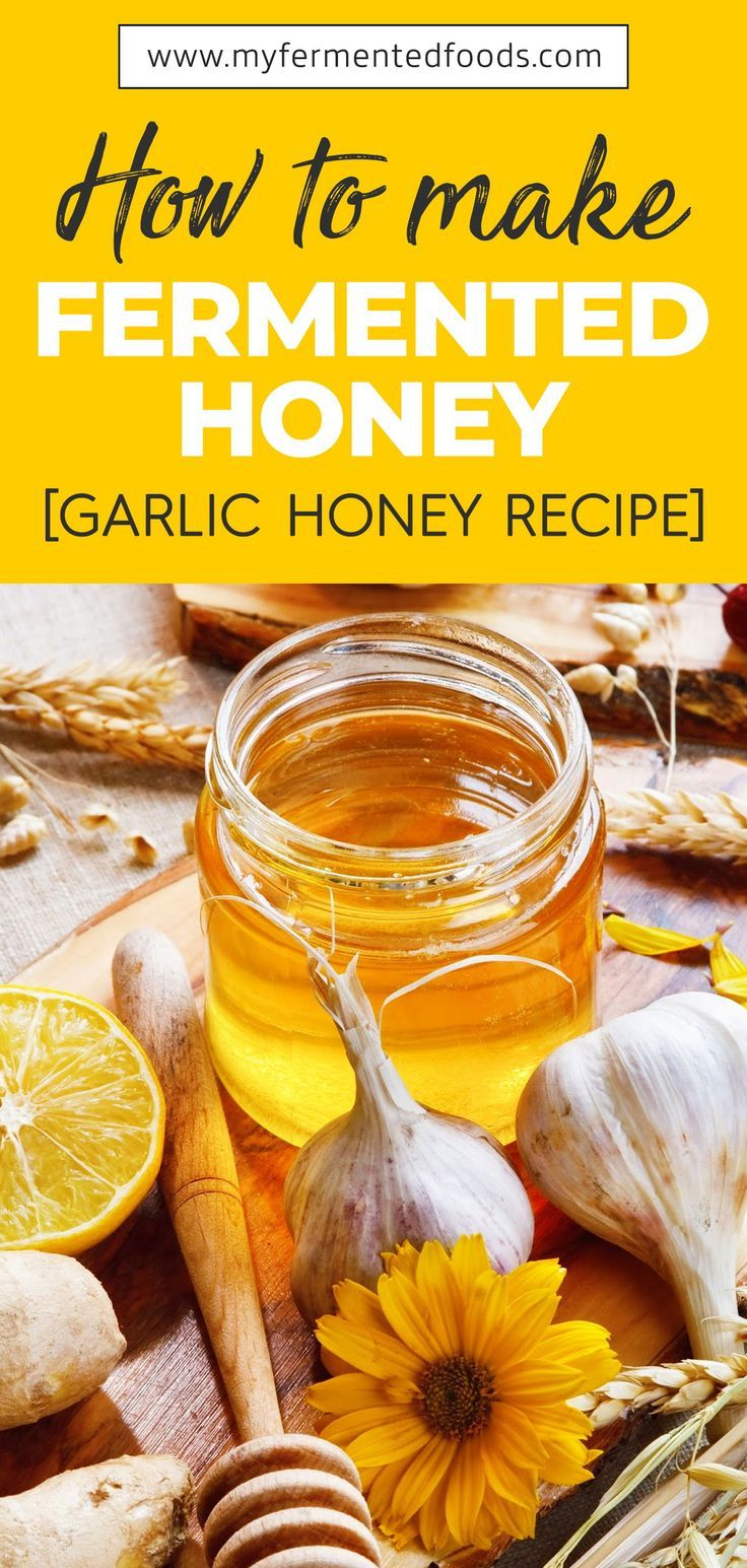 How to Make Fermented Garlic Honey Learn how to make fermented garlic honey. Yes, it�s possible a