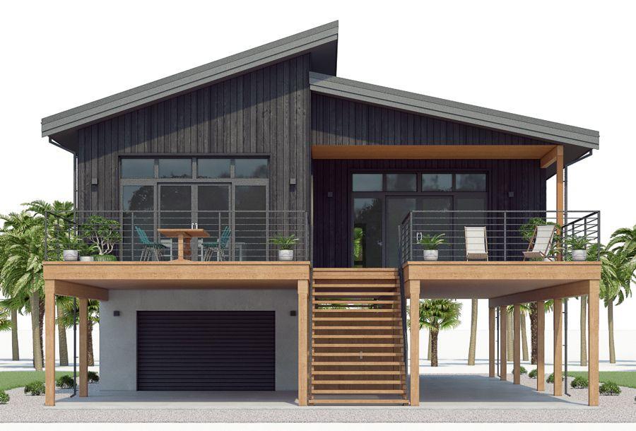 Architecture Architecture Stilthouses Housesonstilts Coastalhouses Coastalhomes Coastalhouseplans Coastal House Plans House Plans Small House Plans