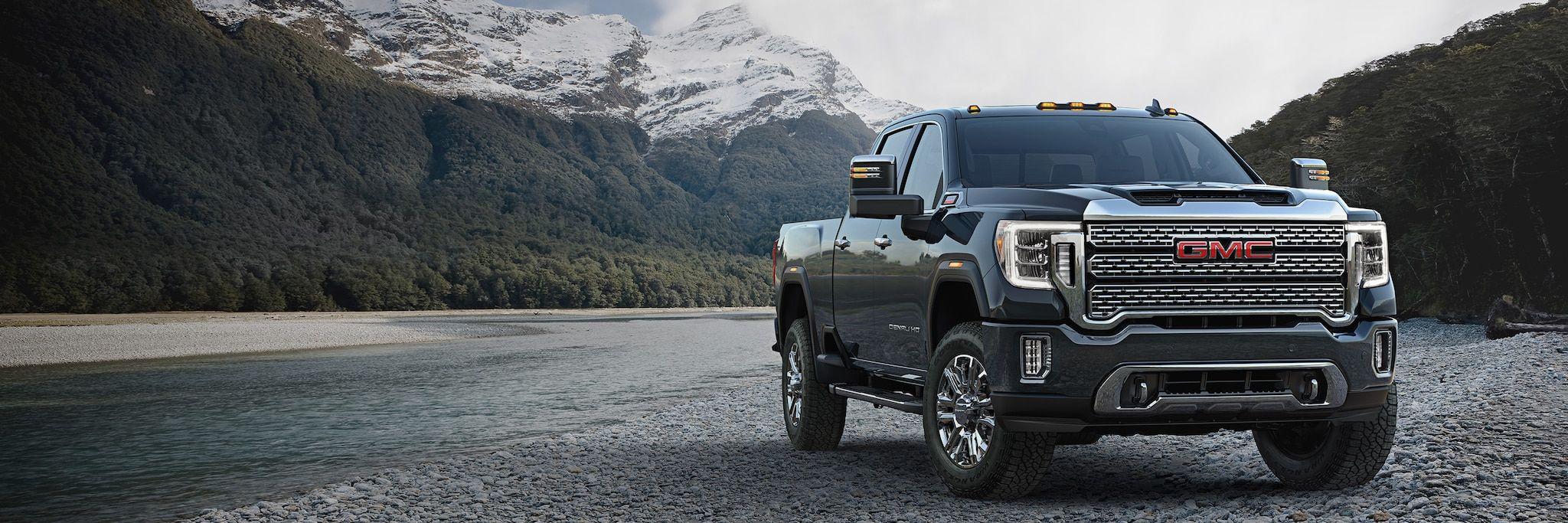 2020 Gmc Sierra 2500 Gas Engine Auto 2020 In 2019 Gmc 2500 Gmc Sierra 2500hd Heavy Duty Trucks