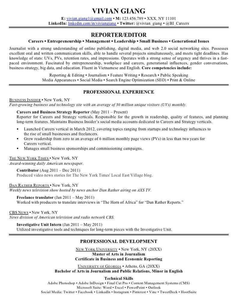 skills section resume examples