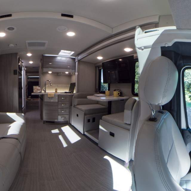 2021 Tiburon Sprinter Rv 24rw 360 Tour In 2020 Mercedes Sprinter Rv Sprinter Rv Small Motorhomes