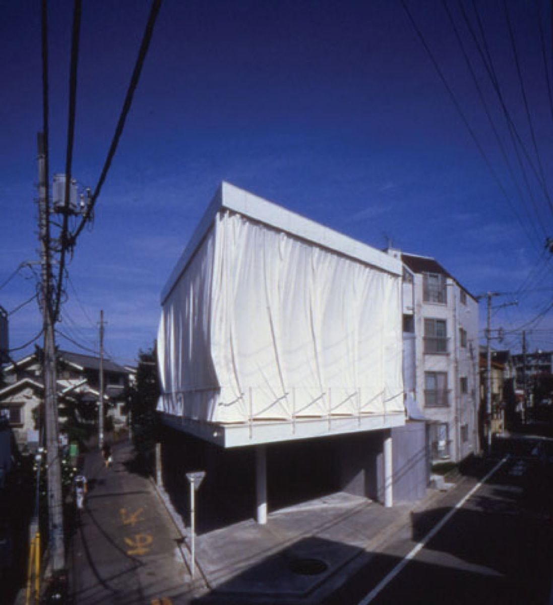 Openhouse Design: Architecture House, Facade
