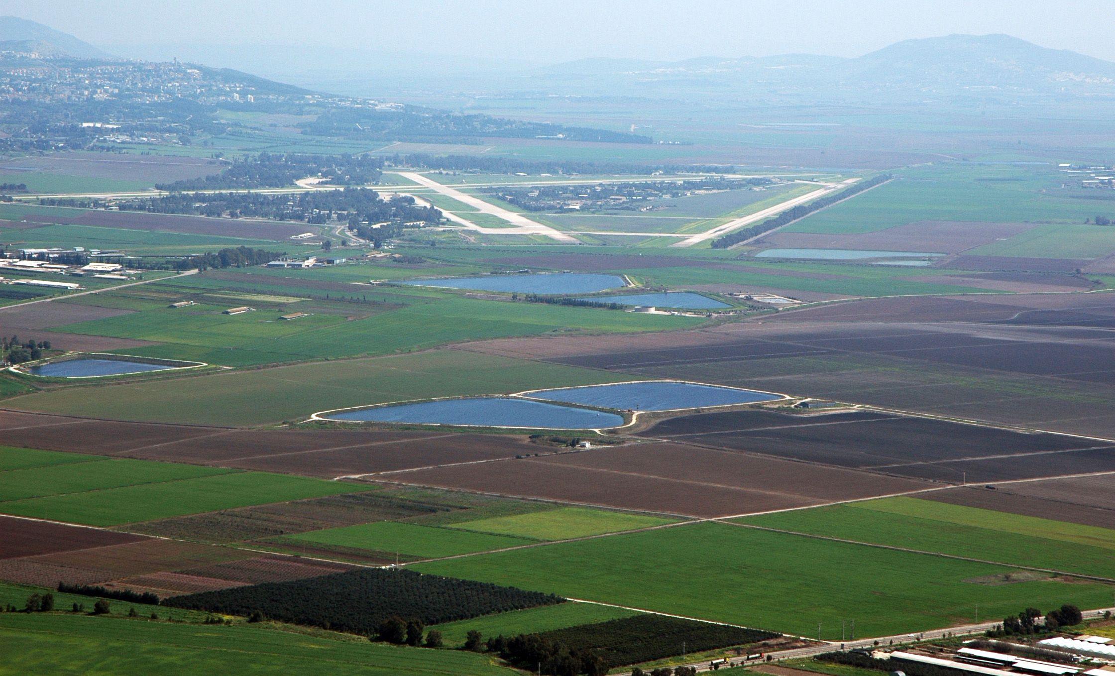 Jezreel Valley, Israel where the battle of Armageddon will ... - photo#27