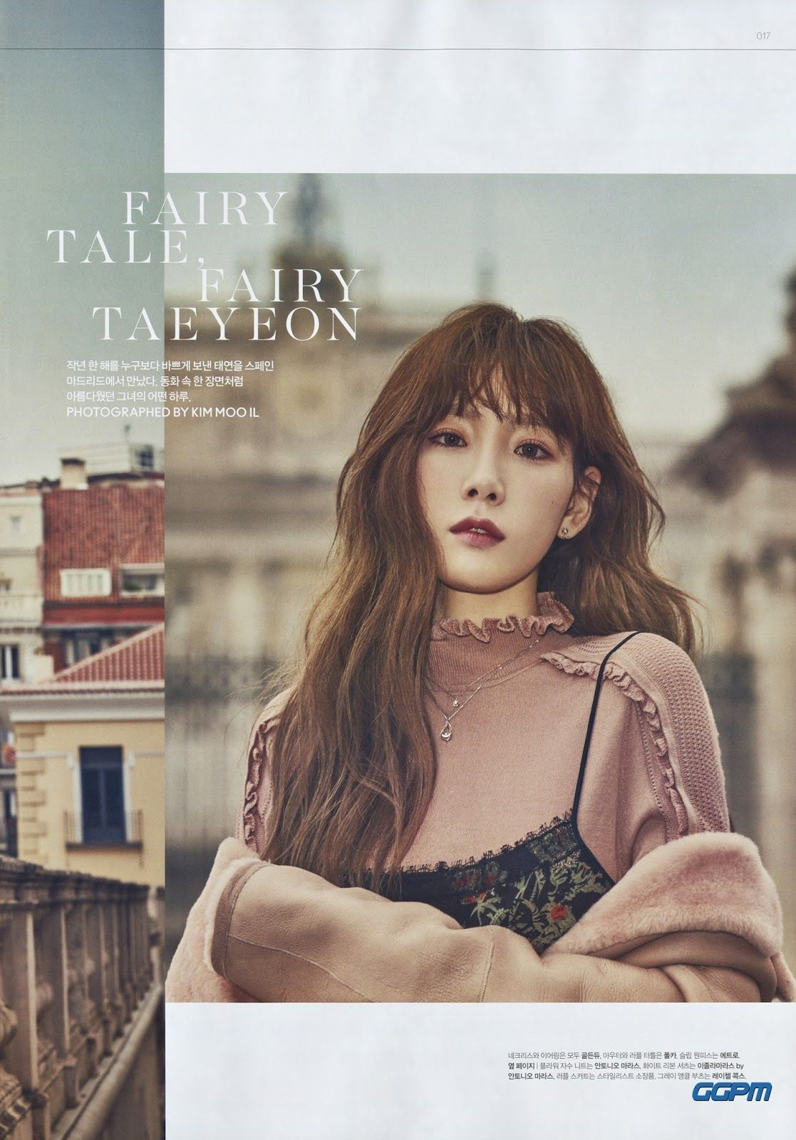 Taeyeon BEAUTY+ 「Fairy Tale, Fairy Taeyeon」 February.2017 - HQ SCANS (11PIC) • GGPM