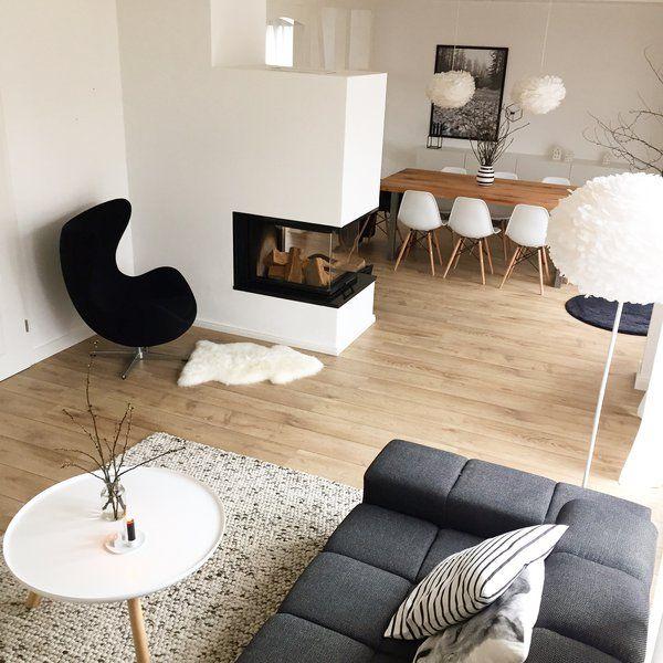 Unordnung macht mich nervös! - modern kleine wohnzimmer gestalten