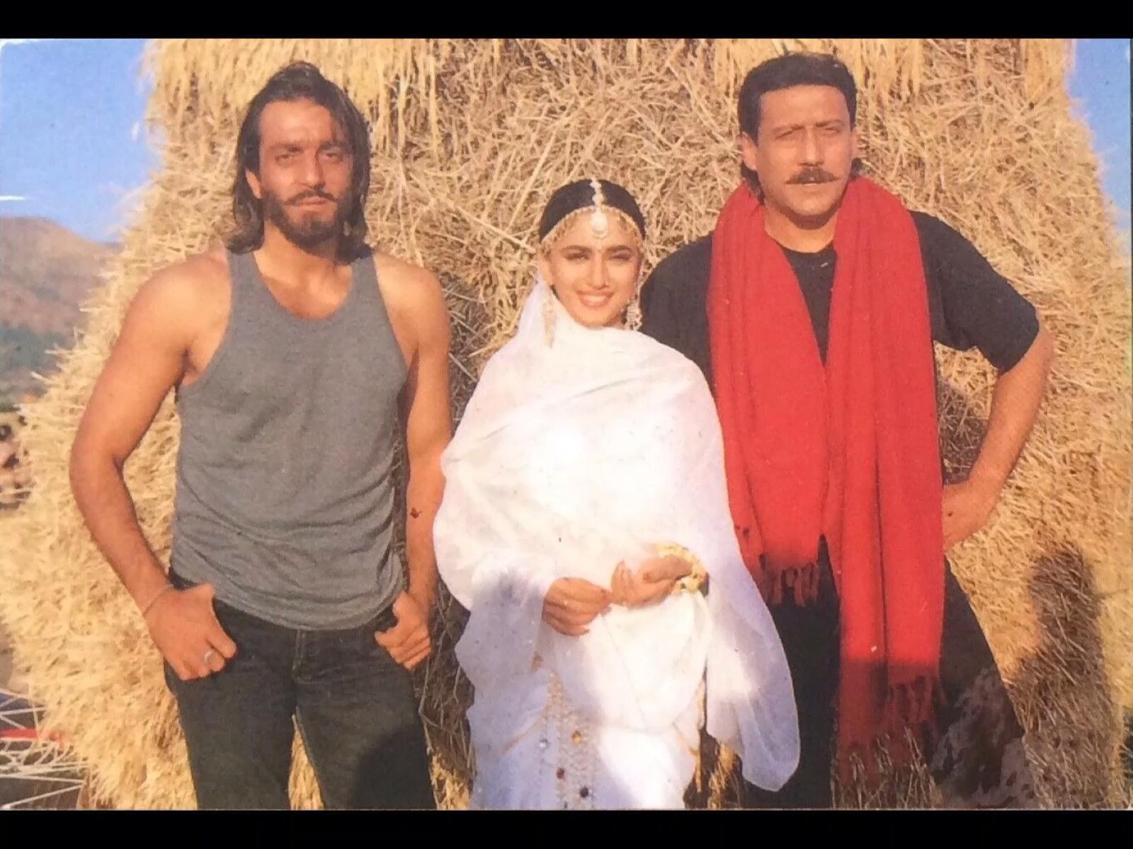 29+ Sanjay Dutt Jackie Shroff Ka Khalnayak Film