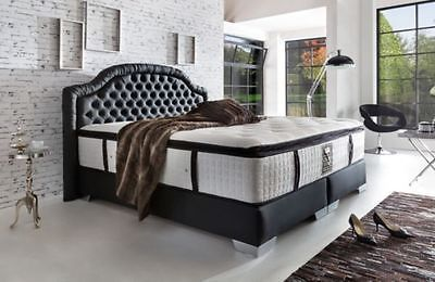 Boxspringbett design luxus  CROWN Boxspringbett Casino Deluxe, Hotelbett, Amerikanische Betten ...