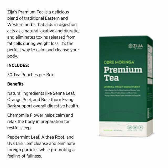 zija prémium tea fogyás