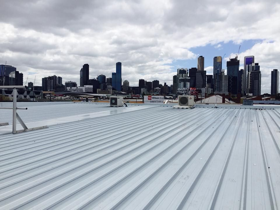 Metal Roofing The Number One Roofing Choice For Large Commercial Properties In Melbourne Just Go In 2020 Metal Roof Installation Metal Roof Commercial Metal Roofing