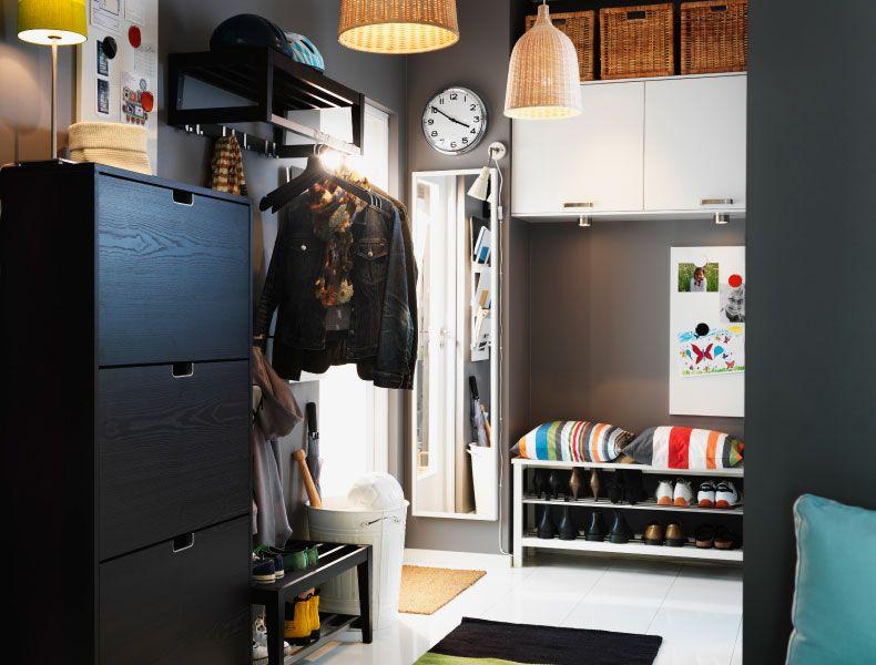 Schuhkasten Ikea ~ Schneller ikea hack so wird ein kallax regal zur flur bank