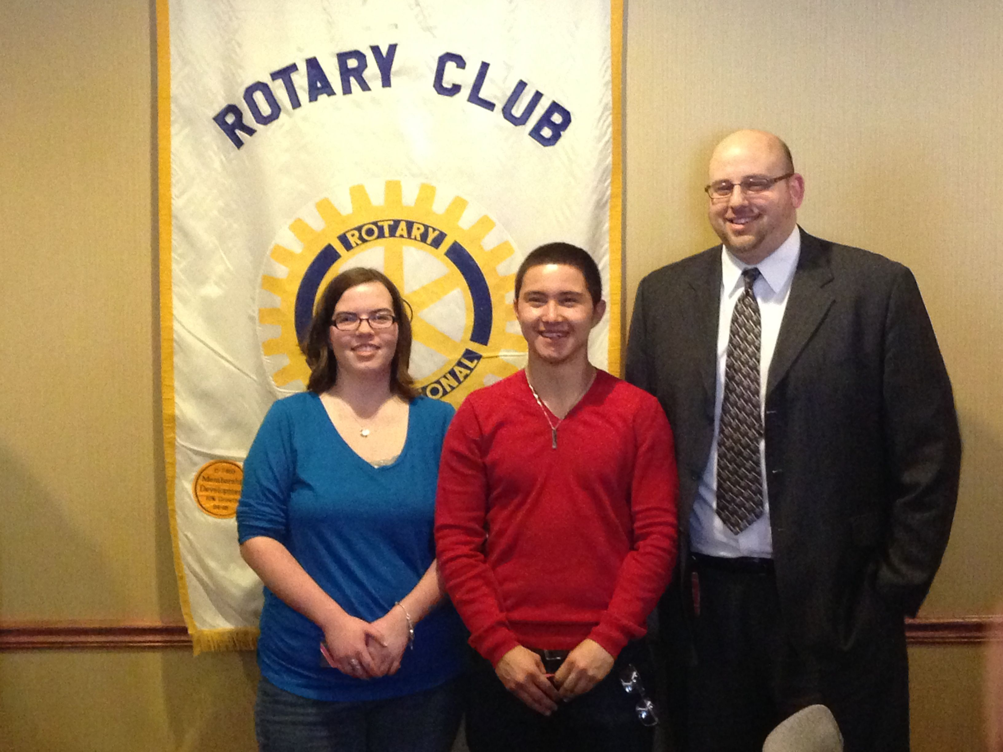 Rotary Club Of Bensalem March Students Of The Month Hannah Hartman