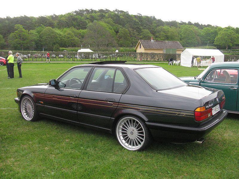 Bmw Alpina B12 5 0 E32 Bmw 7 Series E32 Bmw Alpina Bmw