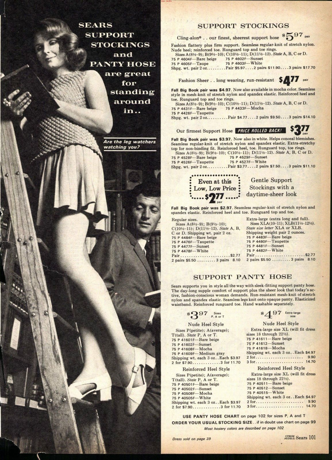 ab699f799e359 Details about SEARS 1970 SPRING SUMMER mail order catalogue ON DVD ...