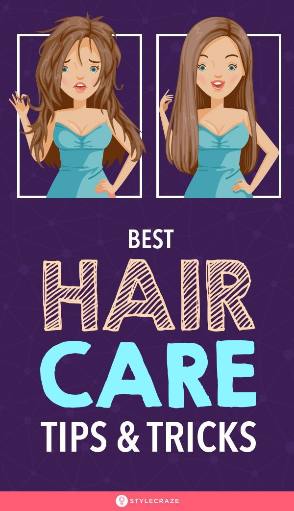 Best Hair Care Tips And Tricks To Include In Your Beauty Regimen: There are certain simple tips and tricks that you can follow that can bring about a massive improvement in your hair in just a few days. So, let's check them out! #Hair #HairCare #HairCareTips