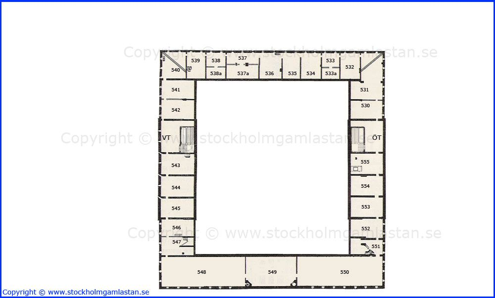 Attic Floor Plan Kungliga Slottet Royal Palace Stockholm Sweden Attic Rooms Attic Flooring Attic Remodel