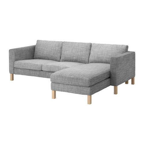 KARLSTAD Loveseat and chaise lounge Isunda gray $978.00 The price reflects selected options Article Number  sc 1 st  Pinterest : karlstad chaise lounge - Sectionals, Sofas & Couches