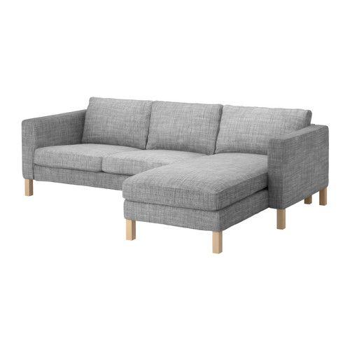 Ikea karlstad home Pinterest