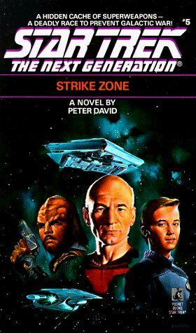 5 Strike Zone Star Trek Books Star Trek Trek
