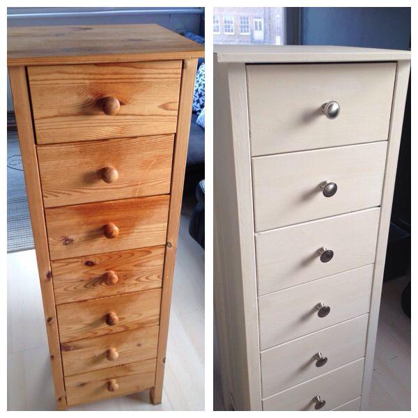 Furniture revamp   Pine bedroom furniture, Pine furniture ...