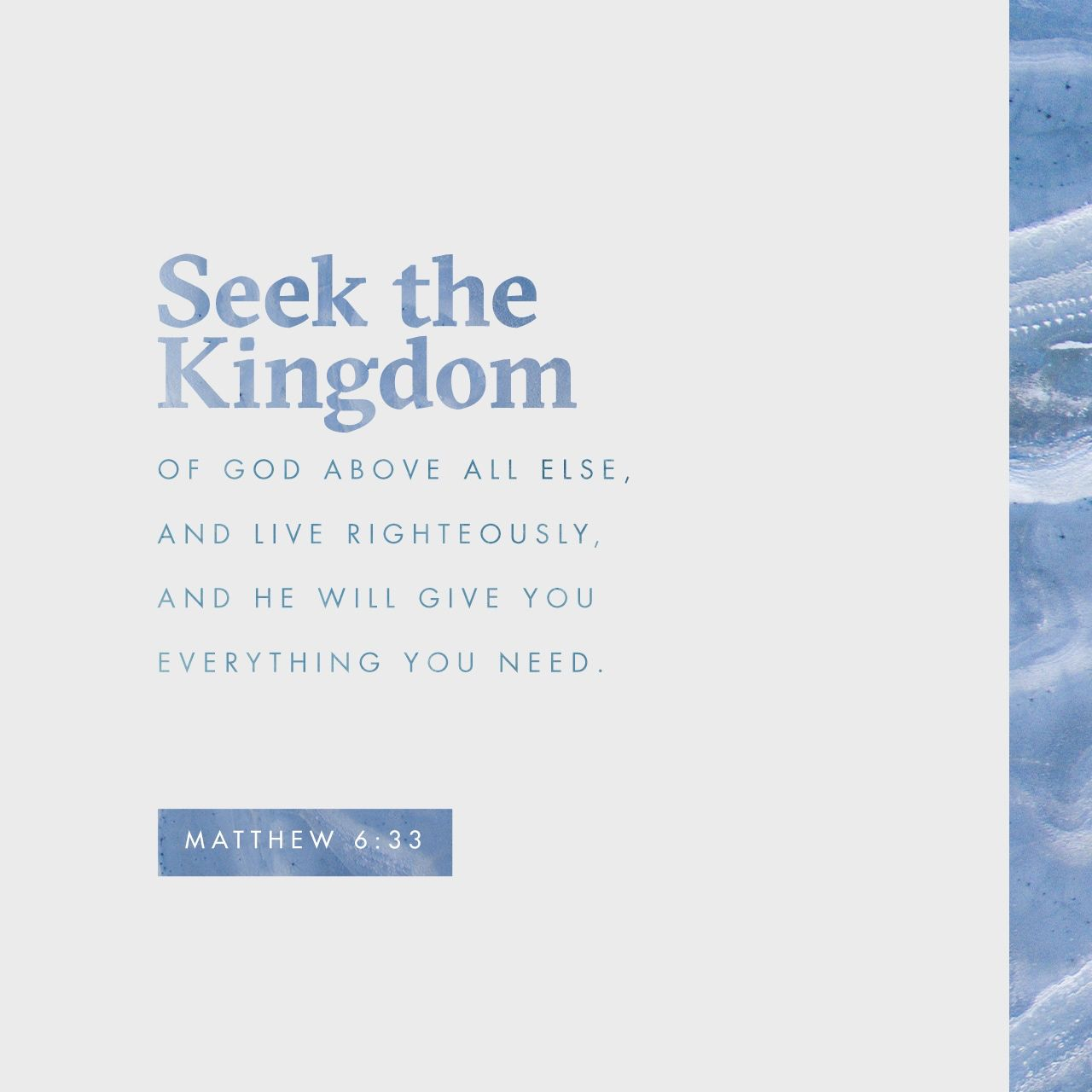 Bible Quotes About Faith Matthew 633  Images Of Faith  Pinterest  Bible Verses And
