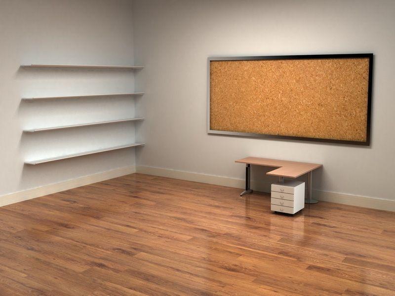 Desktop Office Shelves